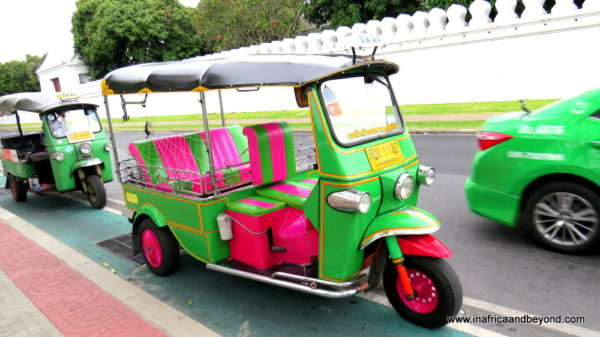 Tuk-tuk Things to do in Bangkok