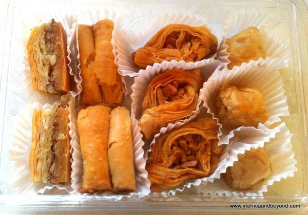 Jasmine Restaurant - Dessert