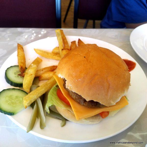 Jasmine Restaurant - Burger