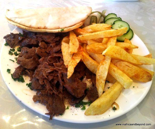 Jasmine Restaurant - Shawarma