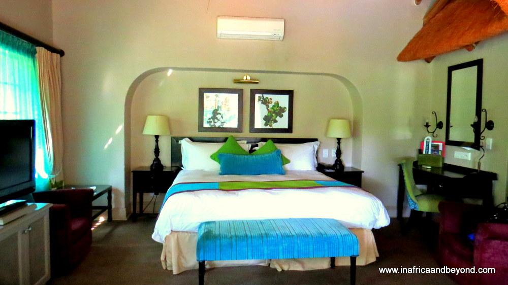 Mount Grace rooms