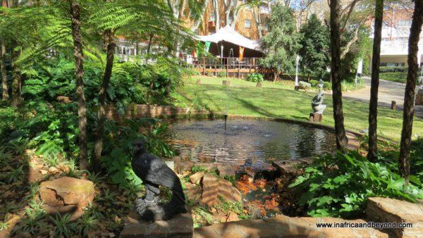 Sunnyside Park Hotel gardens