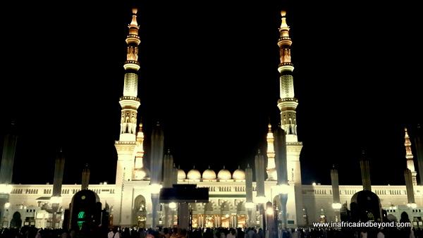 Medina night