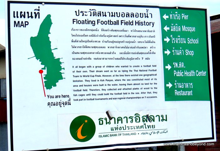 Phang Nga Bay football