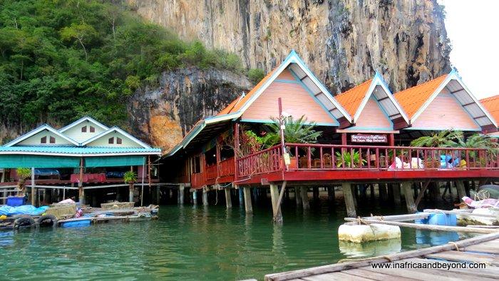 Phang Nga Bay Koh Panyee