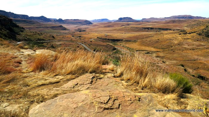 Golden Gate Highlands National Park