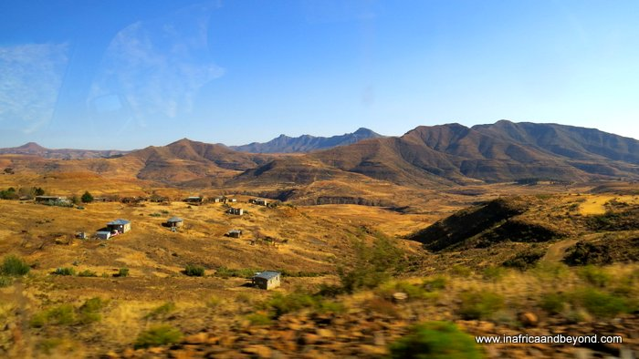 Road trip to Lesotho