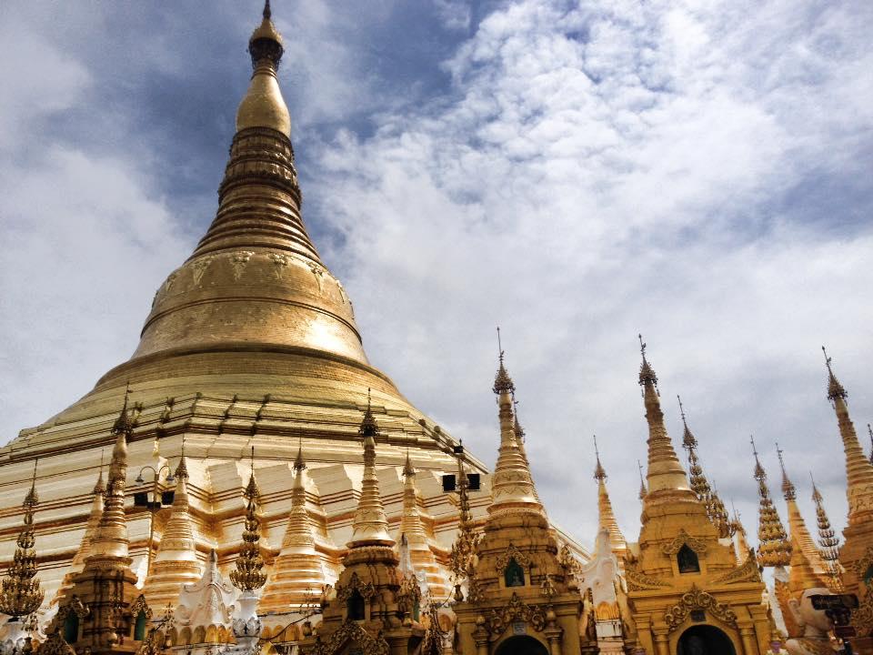 Shwedagon Pagoda, Elise