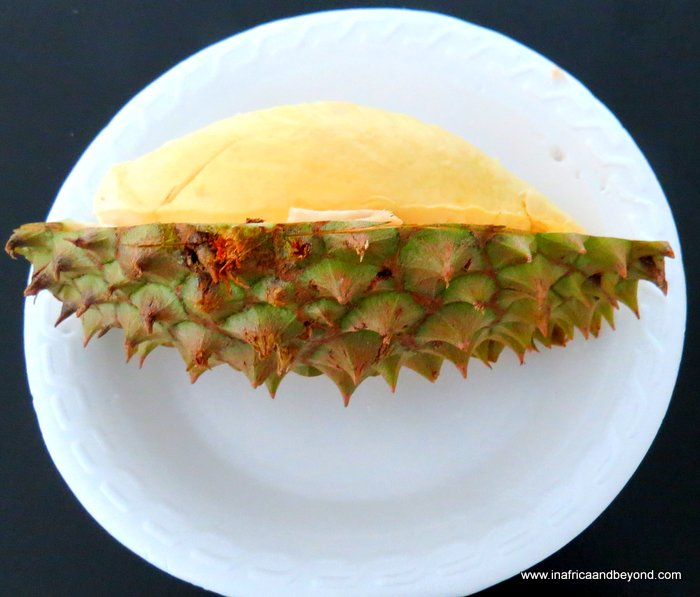 Durian - foods to eat in Thailand