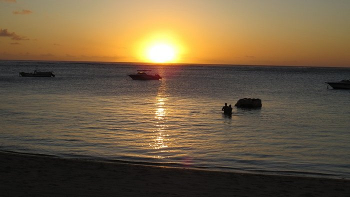 Mauritius Sunset - Amelia