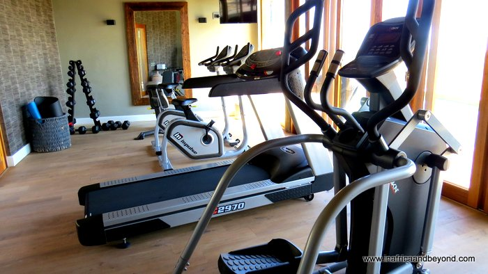 Mhondoro gym
