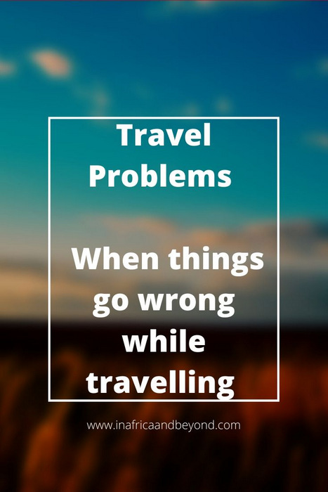 Travel problems