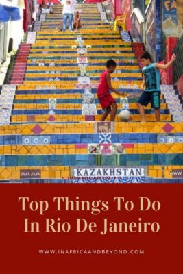 Top Things To Do In Rio De Janeiro 1