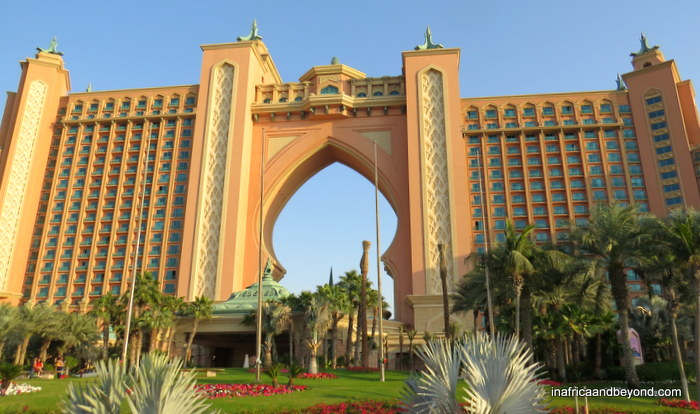 Dubai in one day Atlantis