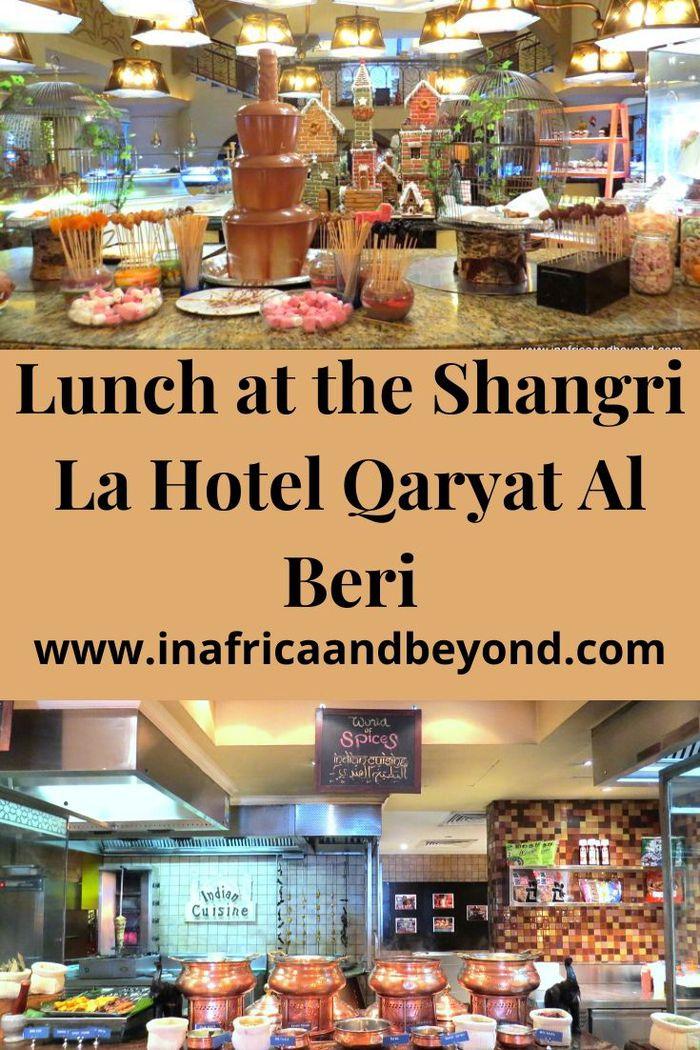 Shangri La Hotel Qaryat A l Beri