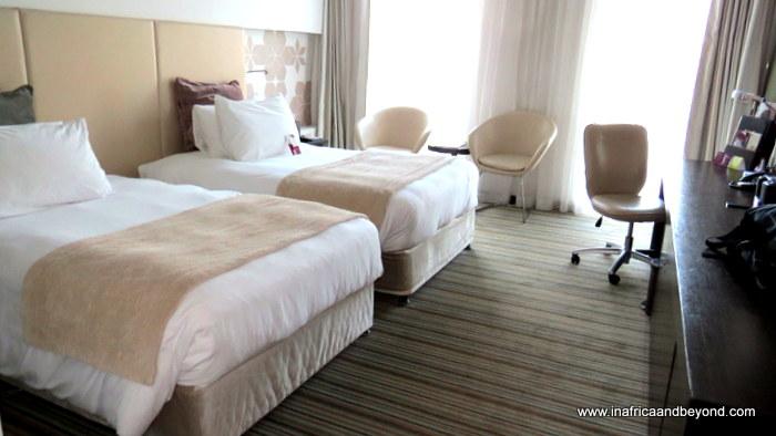 Crowne Plaza Abu Dhabi Yas Island room