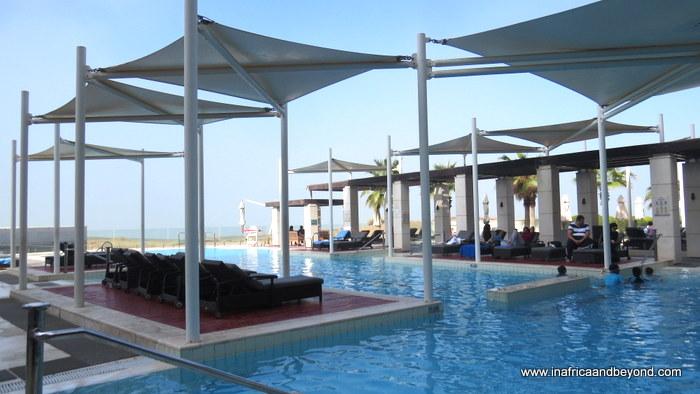 Crowne Plaza Abu Dhabi Yas Island pool