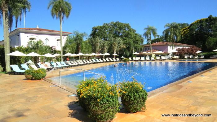 Belmond Hotel Das Cataratas pool