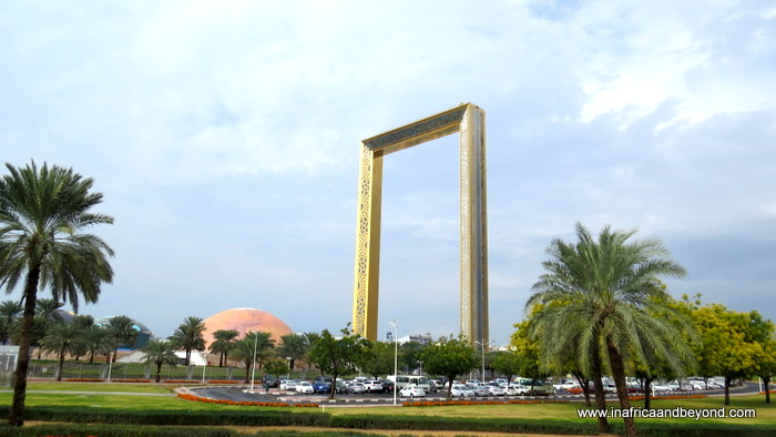 Dubai in one day Dubai Frame