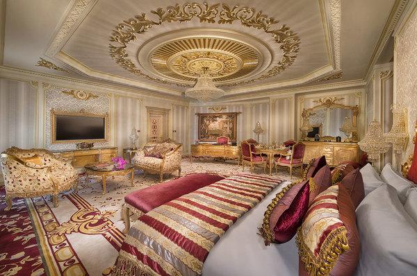 The Royal Rose Hotel French Splendour In Abu Dhabi