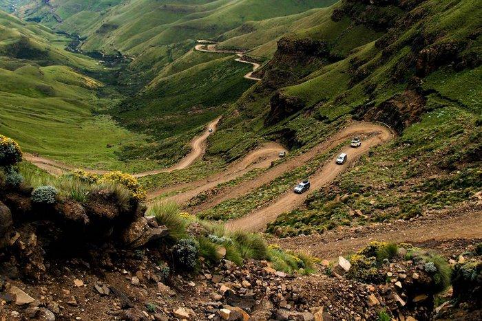 Sani Pass Road Trip