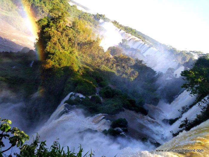 Iguazu Fallls