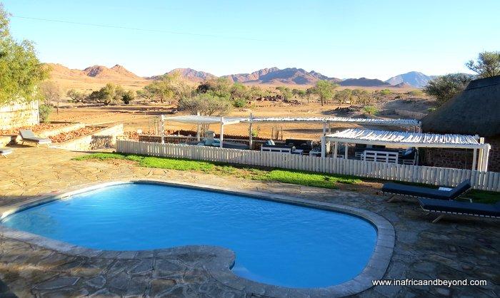 Elegant Desert Lodge