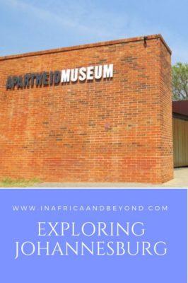 Exploring Johannesburg Heritage Sites 2