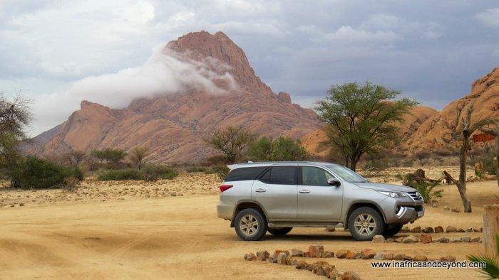 Tips for travelling to Namibia