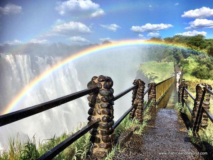 Victoria Falls Livingstone