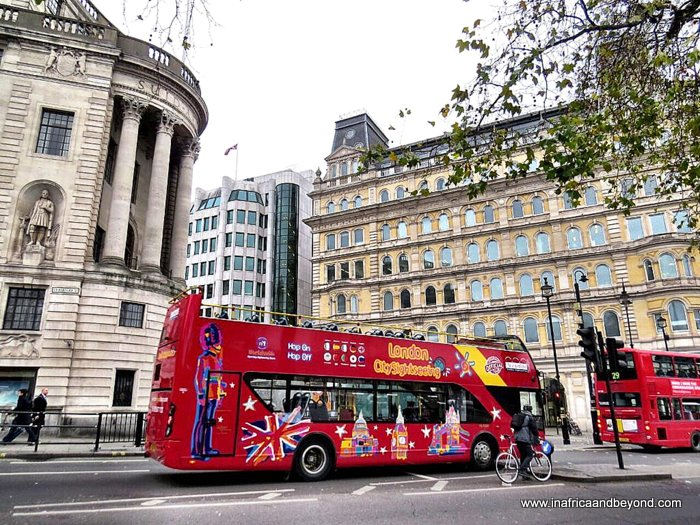City Sightseeing London - how to plan a trip