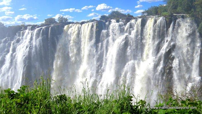 Victoria Falls - Livingstone View