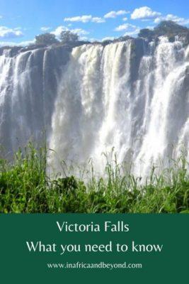 Victoria Falls Guide