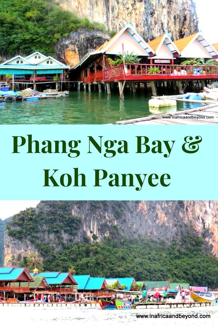 Phang Nga Bay & Koh Panyee