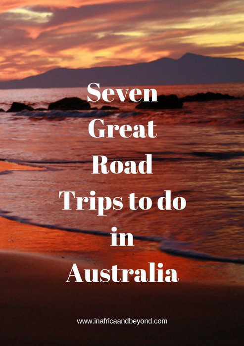 Great road trips in Australia