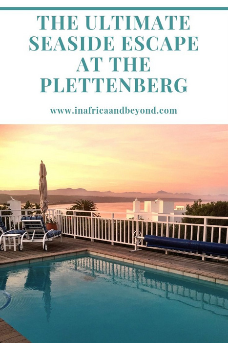The Plettenberg