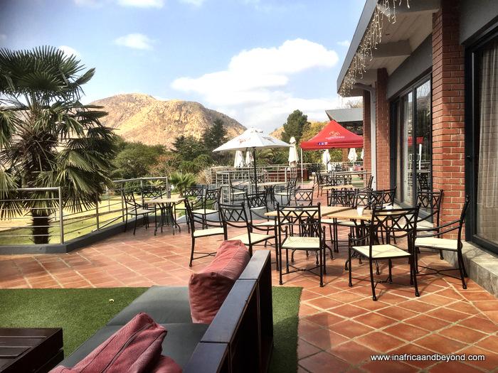 Protea Hotel hunters rest