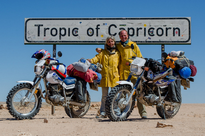 Experiencing Namibia's Stunning Sights – By Motorcycle 3