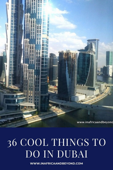 36 cool things to do in dubai