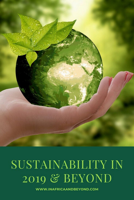sustainability in 2019 & beyond