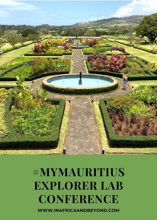 #MyMauritius Explorer Lab conference