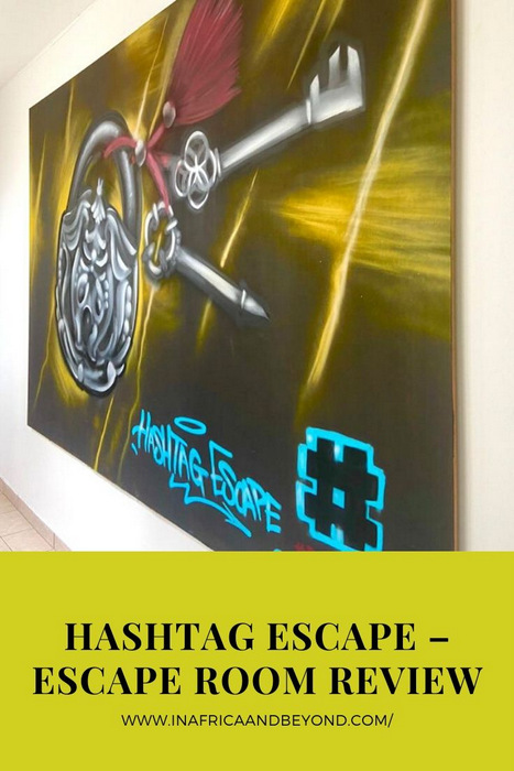 Hashtag Escape – Escape Room Review