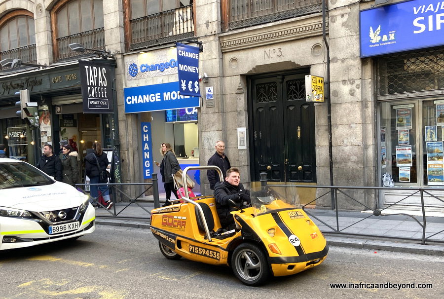 Things to do in Madrid with kids