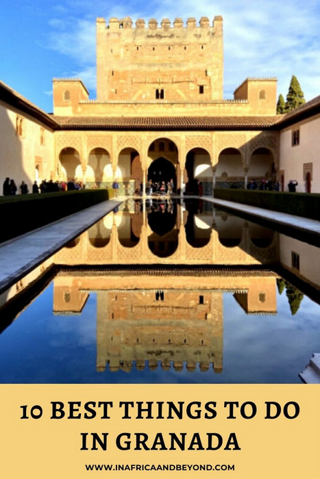 best things to do in Granada