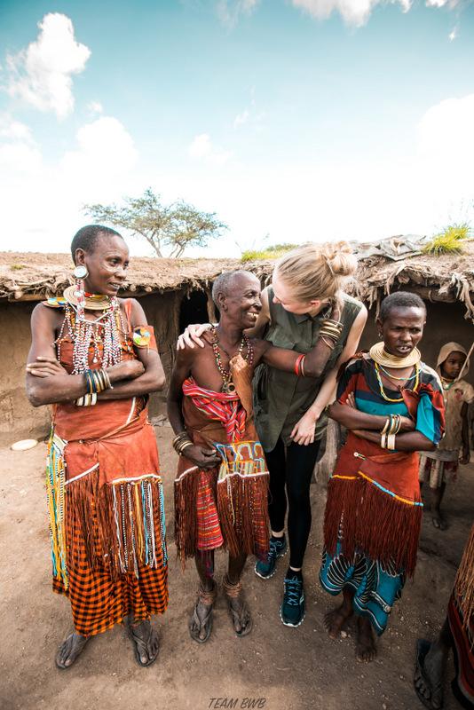 Denise from Sababu Safaris