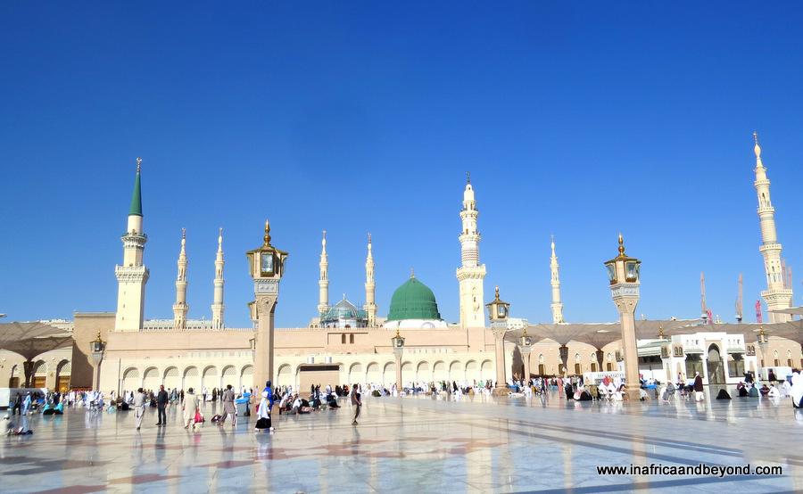 Grand Mosque of Medina