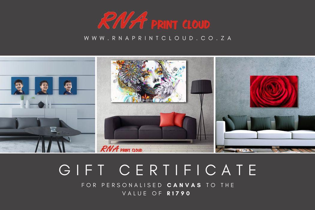 Win a gift voucher