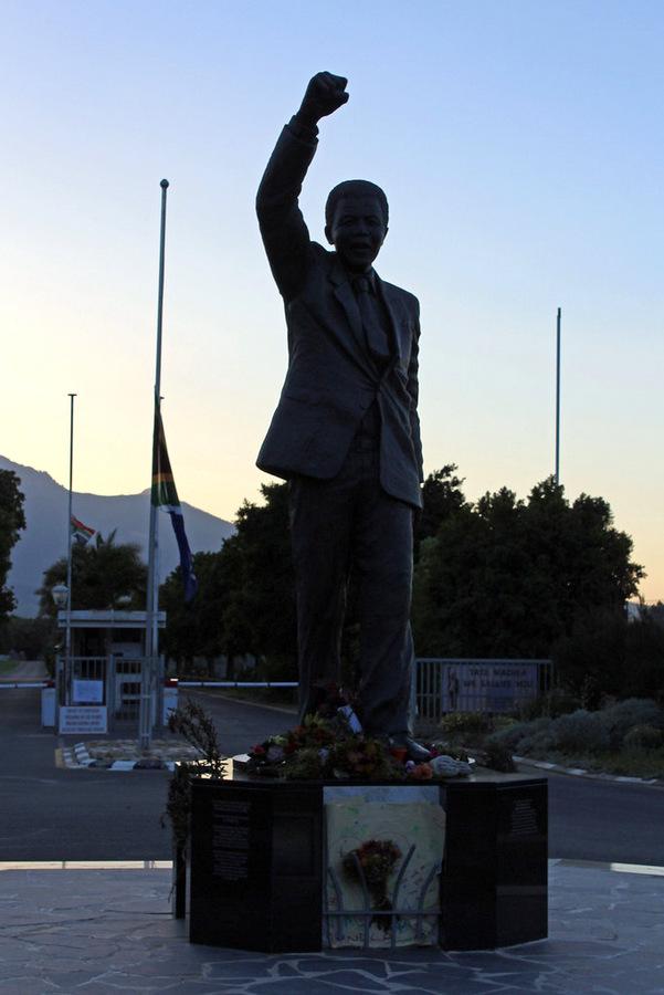 Nelson Mandela sites