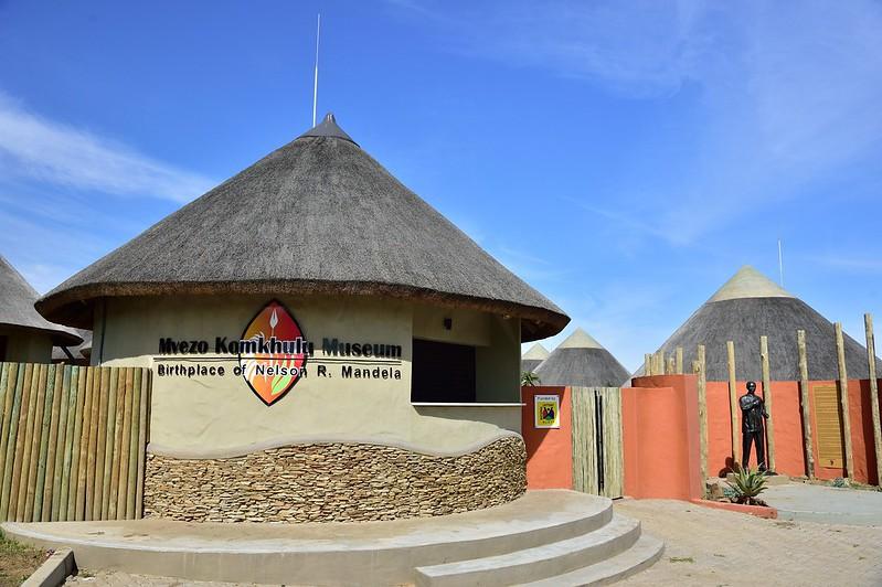 Nelson Mandela Museum, Qunu