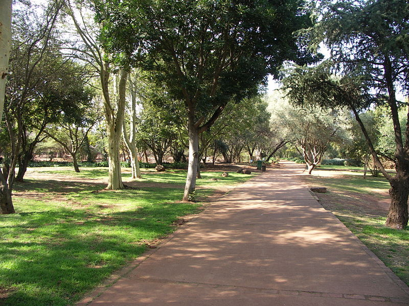 Pretoria National Zoological Gardens
